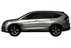 Se descubre el diseño de producción del Honda CR-V