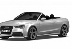 Se filtra el Audi RS5 Cabrio