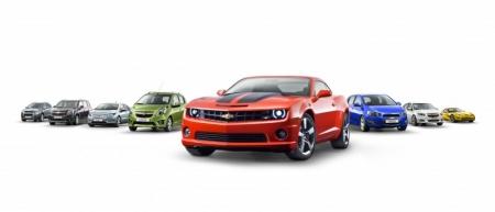 Qué llevará Chevrolet al Salón de Frankfurt 2011