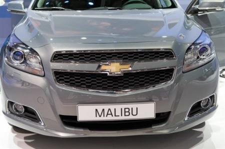 Salón de Frankfurt 2011: Chevrolet presentó la versión europea del Malibu