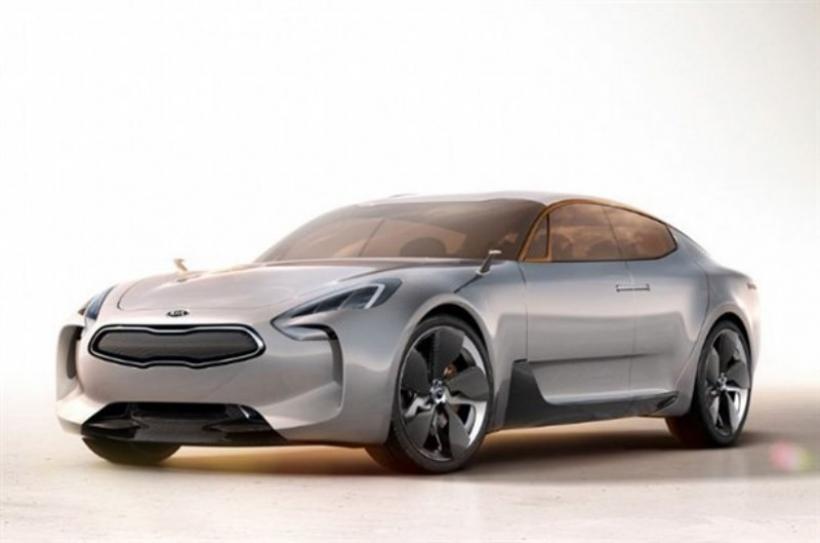 Nuevas imágenes del Kia GT Concept que se presentará en Frankfurt