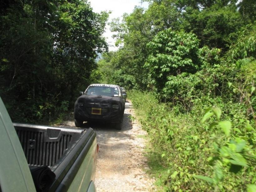 Primeras fotos oficiales del pick-up Chevrolet Colorado