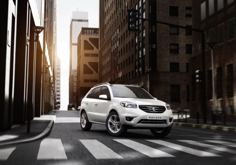 Renault Koleos 2012: Precios y equipamiento