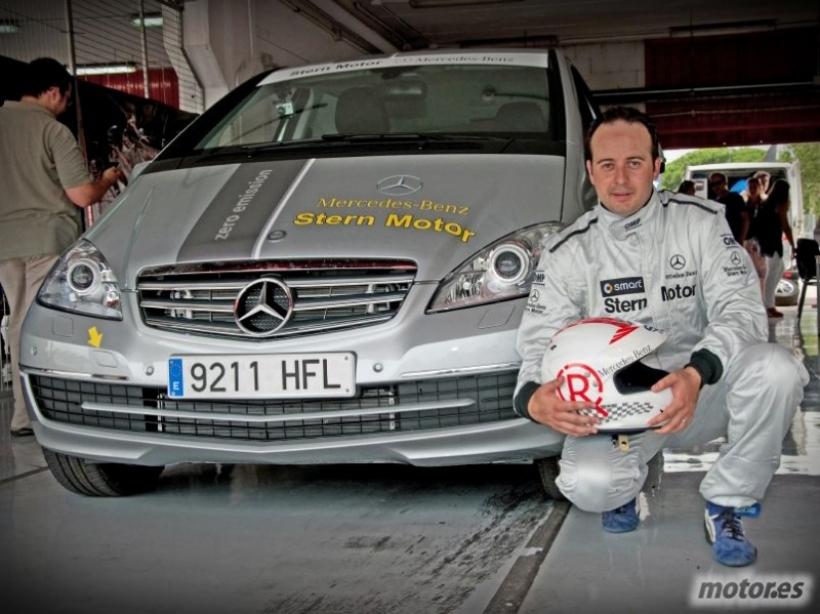 Ricard Ferrer, vencedor en las ELECTROseries de Montmeló