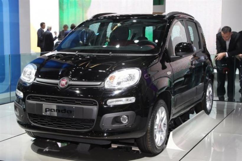 Salón de Frankfurt 2011: Fiat presentó la tercera generación del Panda