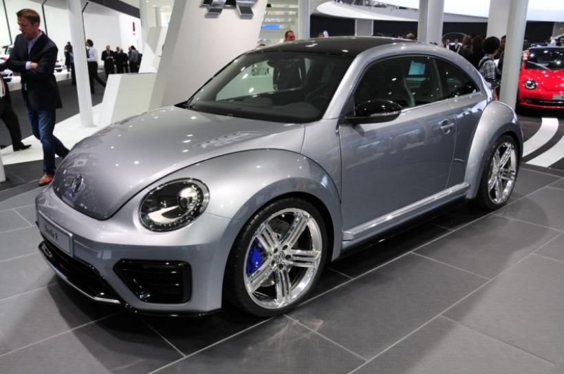 Salón de Frankfurt 2011: Volkswagen Beetle R Concept