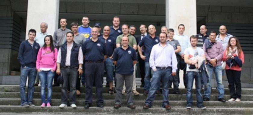 Visita a las instalaciones de Iveco, en Madrid