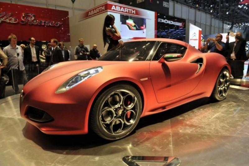Alfa Romeo fabricará un motor 1.8 litros de 300 caballos