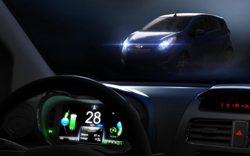 Chevrolet fabricará una versión eléctrica del Spark