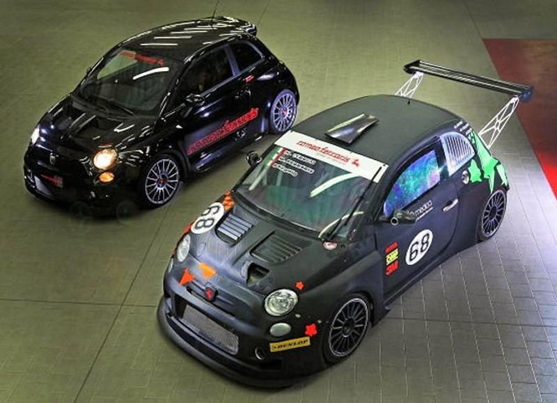 Cinquone Stradale: 300 caballos para el Fiat 500