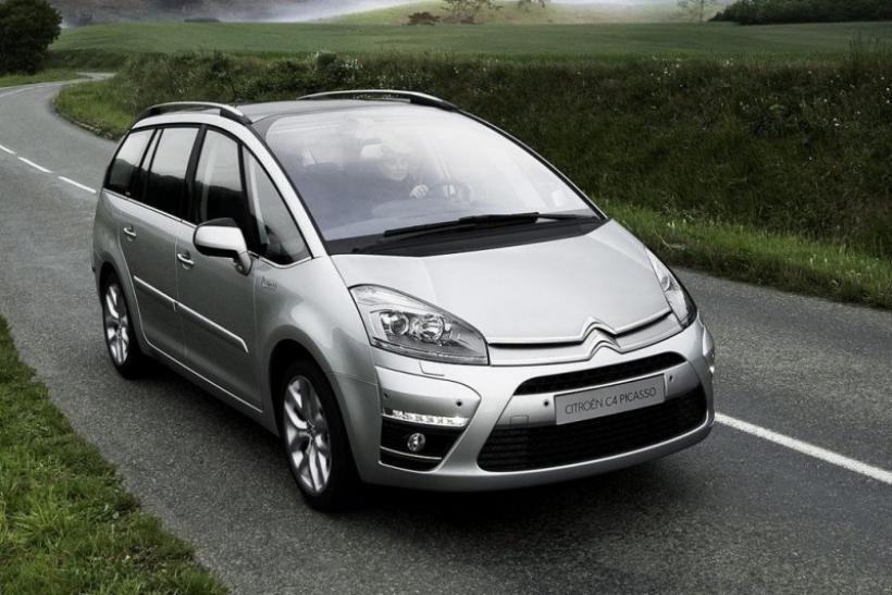 Citroën C4 Picasso First: Un monovolumen a precio de utilitario