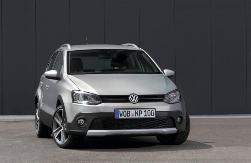 Descuentos para los VW CrossPolo, CrossTouran, Polo GTI y Scirocco