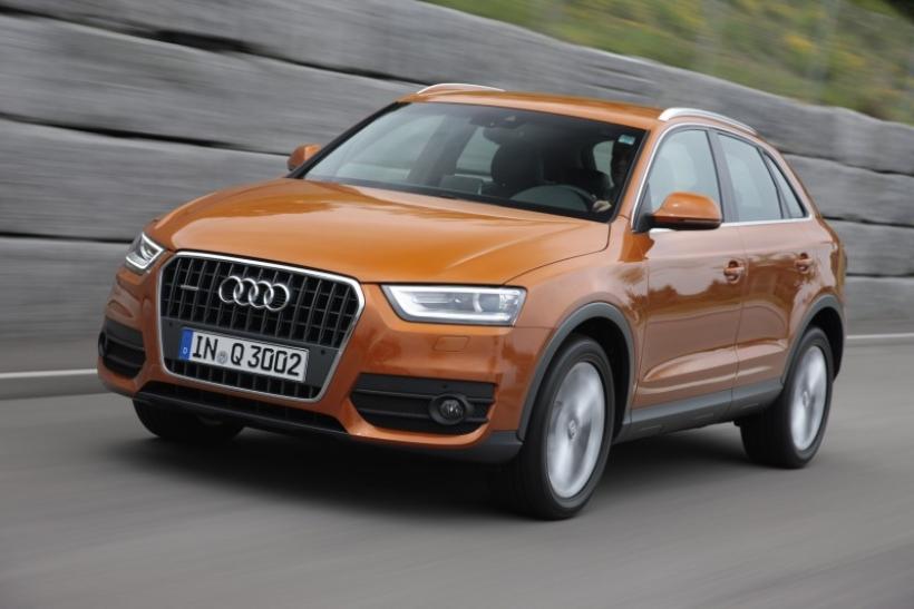 El Audi Q3 contará con una versión RS, que solo se llamará S