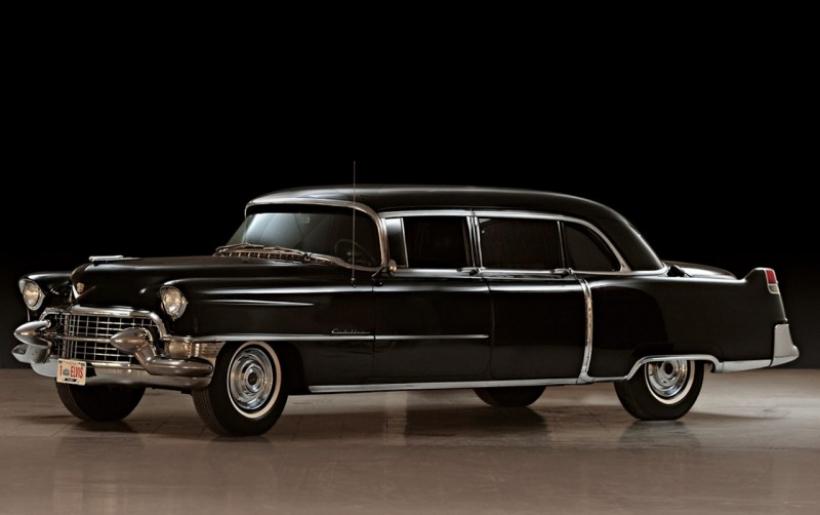El Cadillac Fleetwood 75 Limousine de Elvis Presley, a subasta