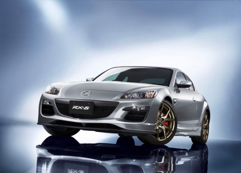 El Mazda RX-8 se despide con la edición limitada Spirit R