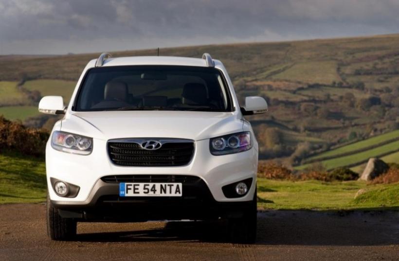 Hyundai Santa Fe 2012 ya a la venta en España