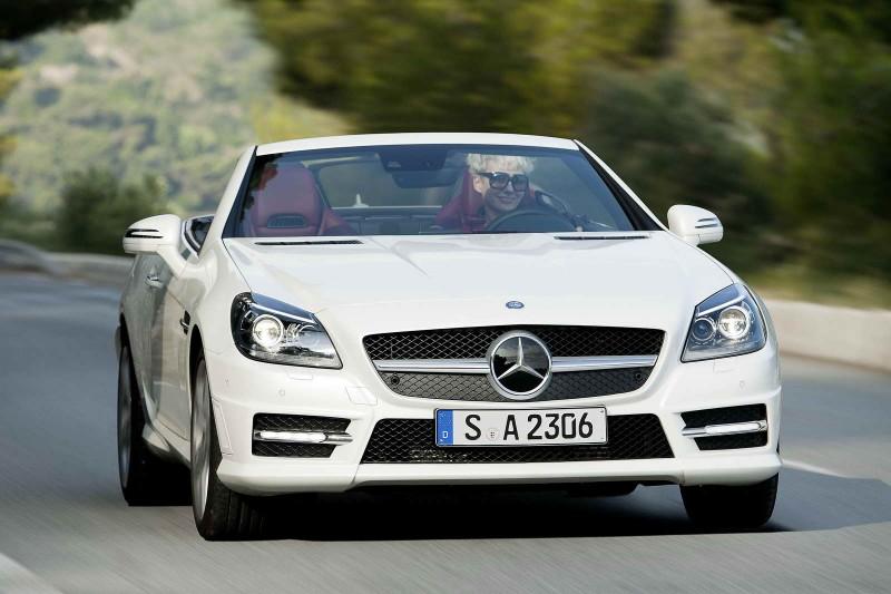 LLega a España el Mercedes SLK 250 CDI