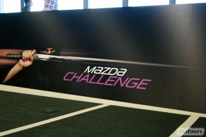 Mazda Challenge: La estrategia de ataque de los japoneses