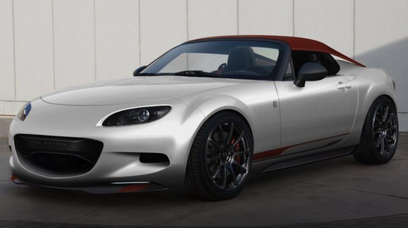 Mazda en el SEMA 2011