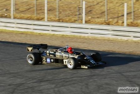 Jarama Vintage Festival - Fórmula 1 Histórica