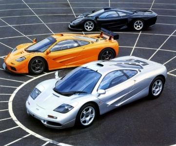 McLaren comienza a probar el nuevo F1