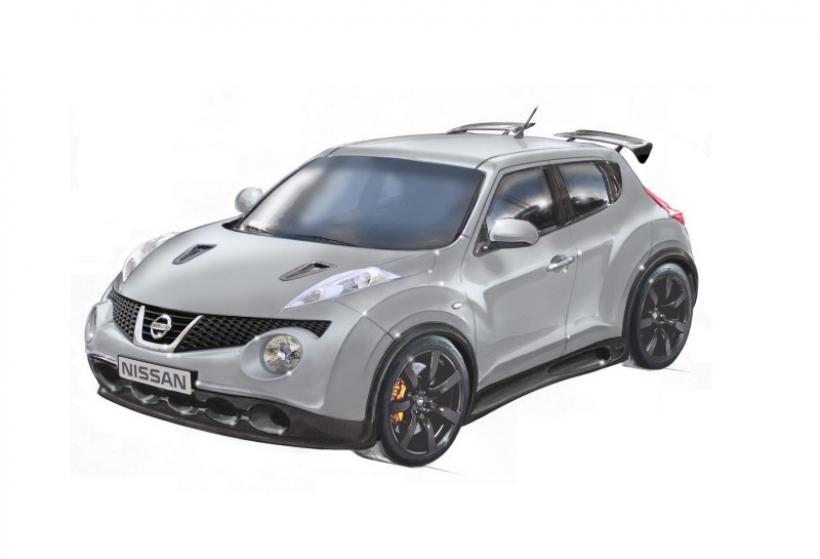 Nuevo episodio del Nissan Juke-R: Preparación estructural