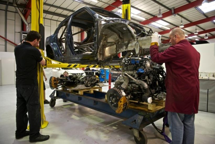 Nuevo episodio Nissan Juke-R: Transplante del motor