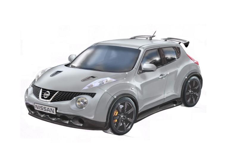 Nuevo Vídeo del Nissan Juke-R
