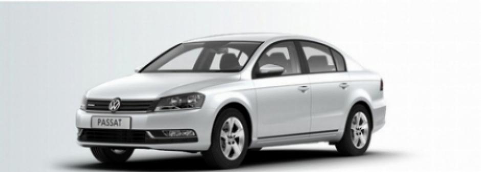Nuevo Volkswagen Passat 1.6 TDI CR 105 CV BlueMotion