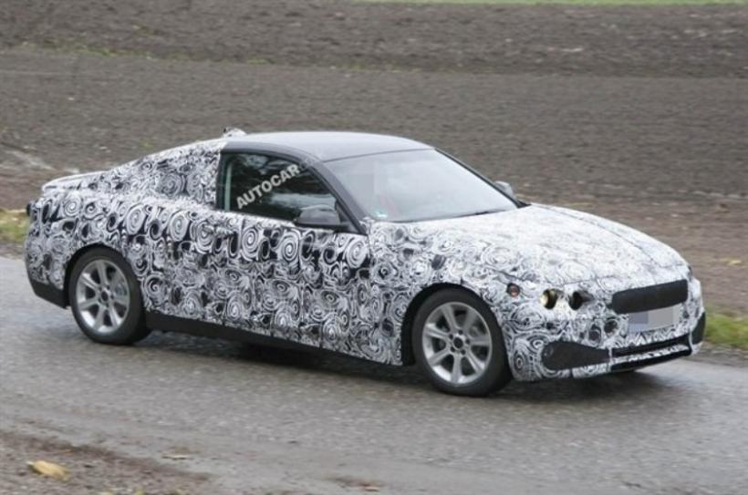 Primeras fotos espía del BMW Serie 4
