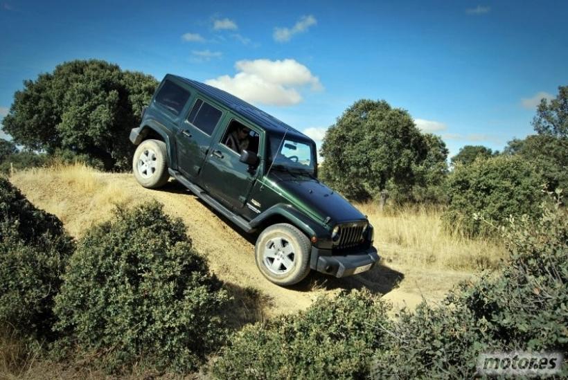 Test Drive Jeep en Segovia: Grand Cherokee, Compass y Wrangler