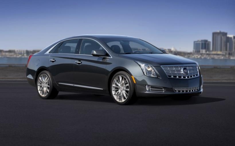 Cadillac revela definitivamente el nuevo XTS