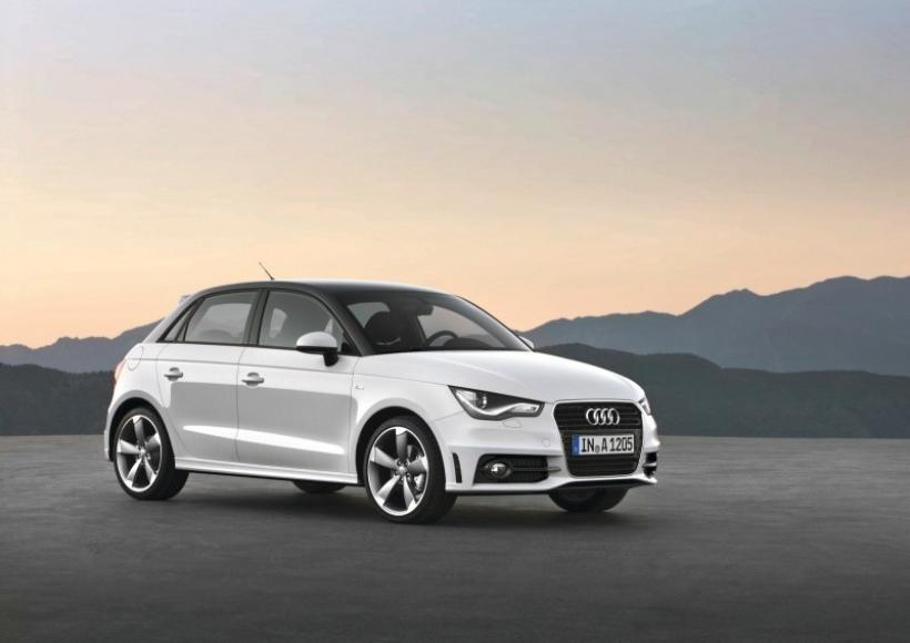 Detalle de equipamiento del Audi A1 Sportback