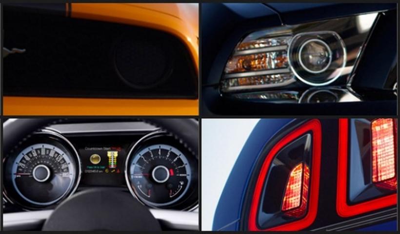 El Ford Mustang 2013 anticipado en Facebook