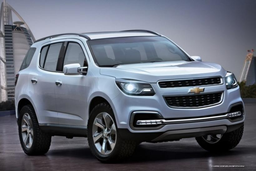 El Trailblazer Concept anticipa las líneas de un nuevo SUV de Chevrolet