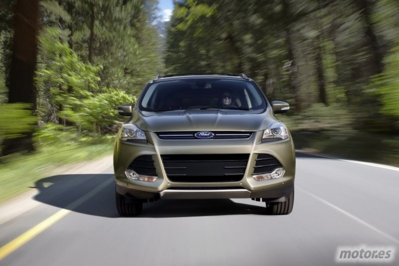 Ford revela el Escape/Kuga 2012/2013