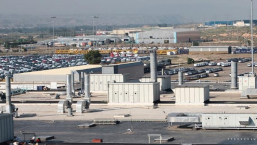 Ford suspenderá 4.000 empleados de Valencia en 2012