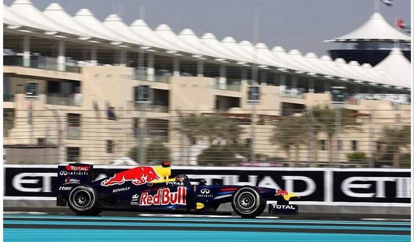 GP Abu Dhabi 2011: Vettel le roba la pole a Hamilton