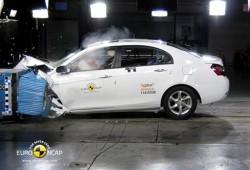 Mejora la seguridad en los vehículos chinos, según EuroNCAP