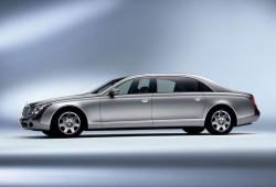 Mercedes Benz dará de baja a Maybach en 2013