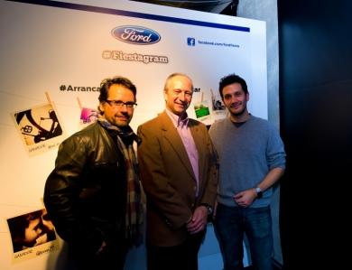 Ford regala un Fiesta al mejor fotógrafo del mundo #Fiestagram