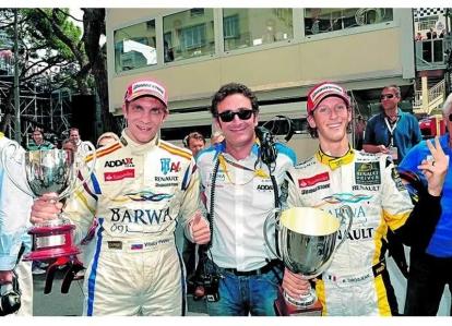 Kubica y Renault cada vez más lejos