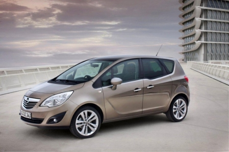 Nueva gama Opel Meriva 2012