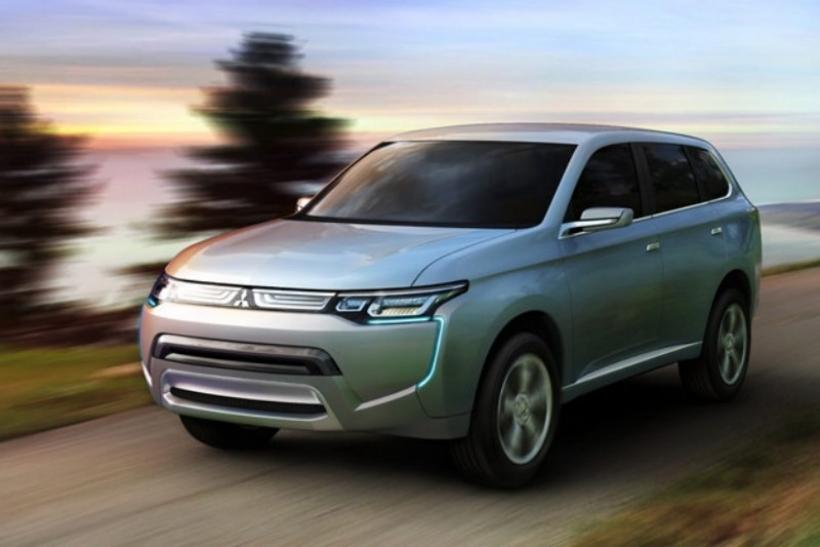 Mitsubishi presentará el PX-MiEV Concept II en el Salón de Tokio