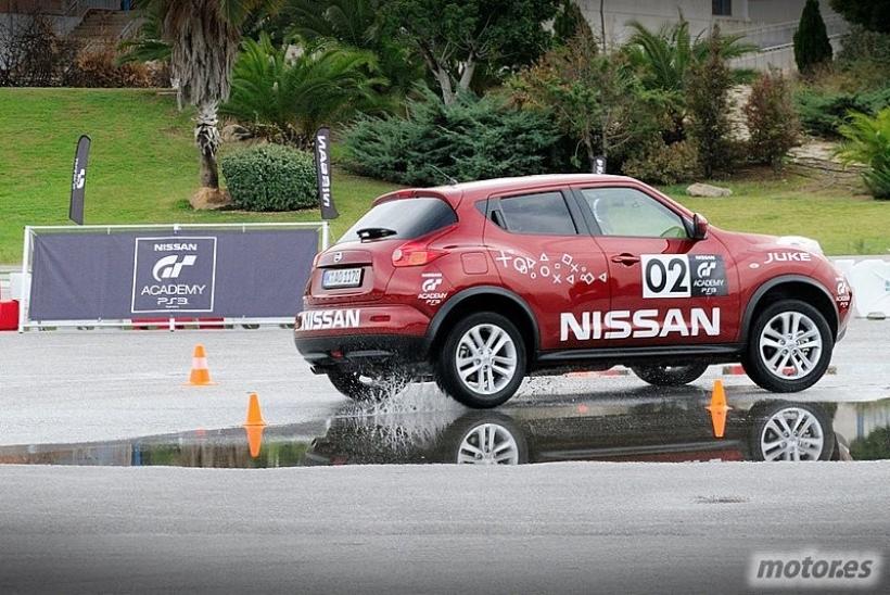Nissan Live Málaga: GT Academy con Lucas Ordónez