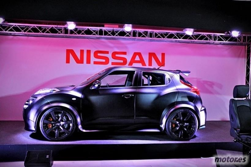 Nissan Live Málaga: Presentación del Juke-R