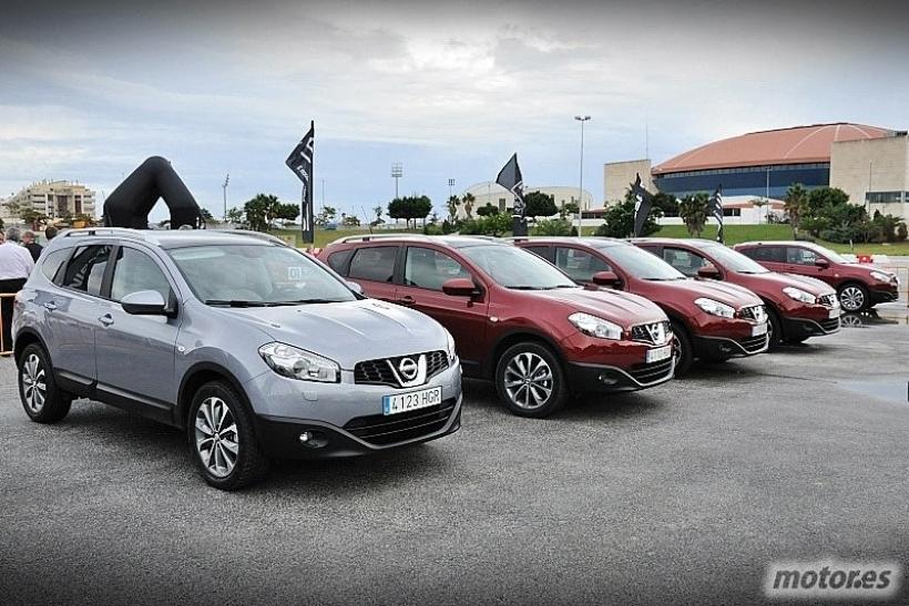 Nissan Live Málaga: Prueba dinámica del motor 1.6 dCi