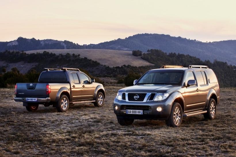 Nueva serie limitada Formigal para los Nissan X-Trail, Pathfinder y Navara