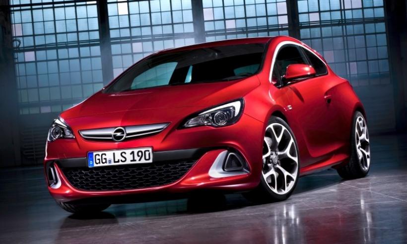 Oficial: Opel Astra OPC
