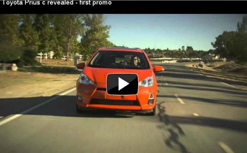 Toyota presenta oficialmente al Prius C